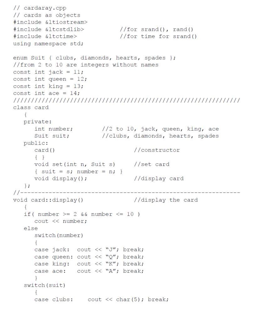 random number generator example