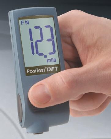 Digital Nickel Coating Thickness Tester